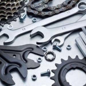 orodje in rezervni deli